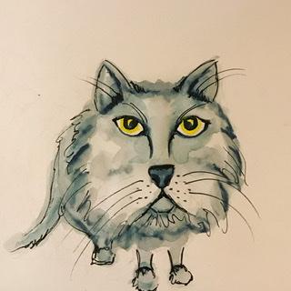 Old Kitty