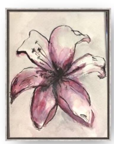 Watercolor/Ink