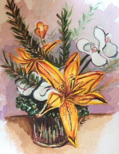 Jody's flowers