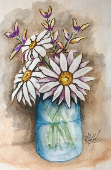 Daisies for Mom