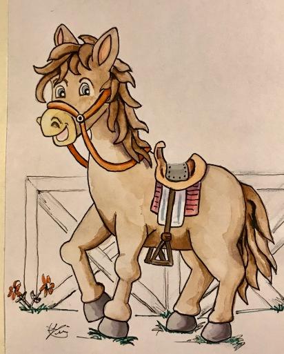 Emily's pony